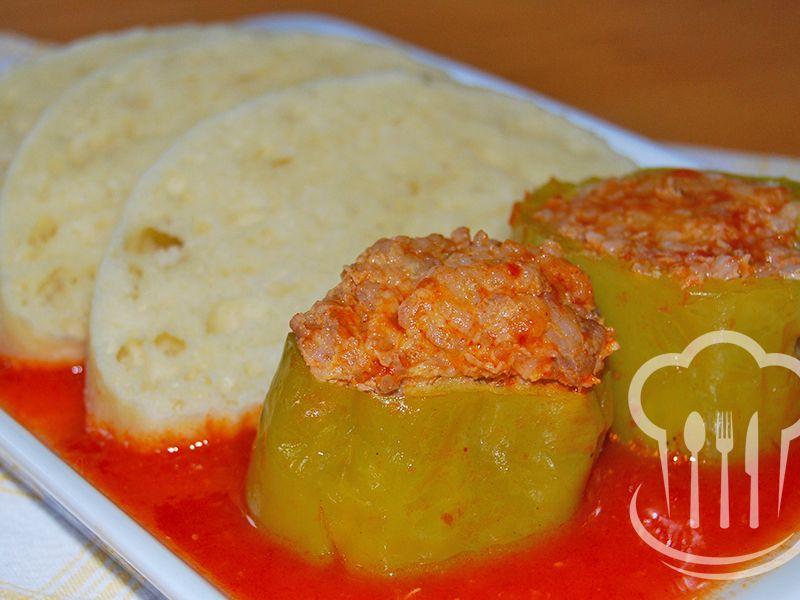 Paprika - plnená