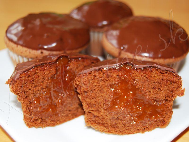Muffiny - à la Sacher