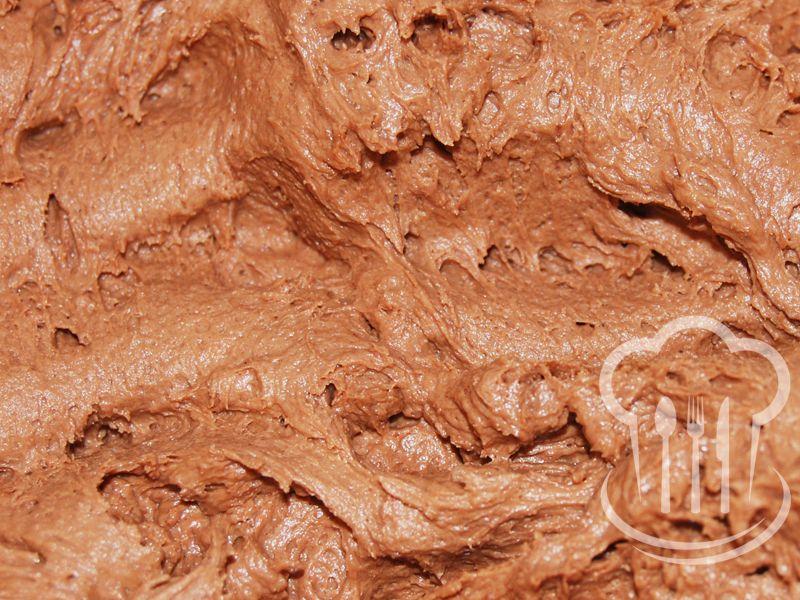 Krém - kakaový