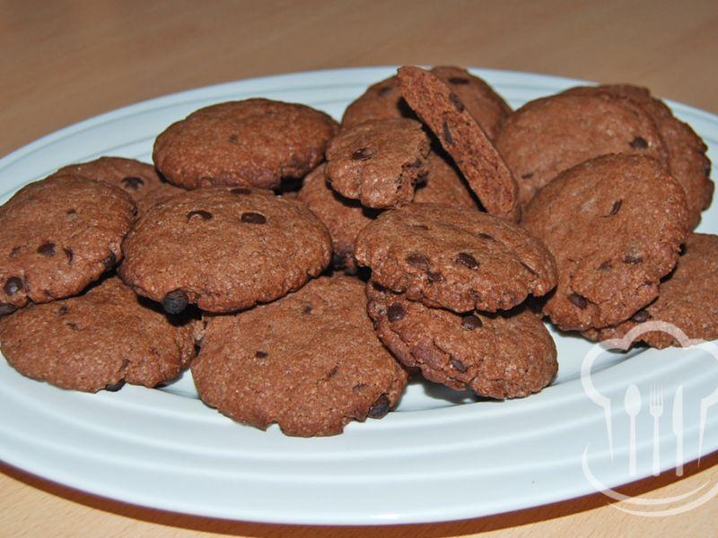 Cookies - kakaové s kúskami čokolády