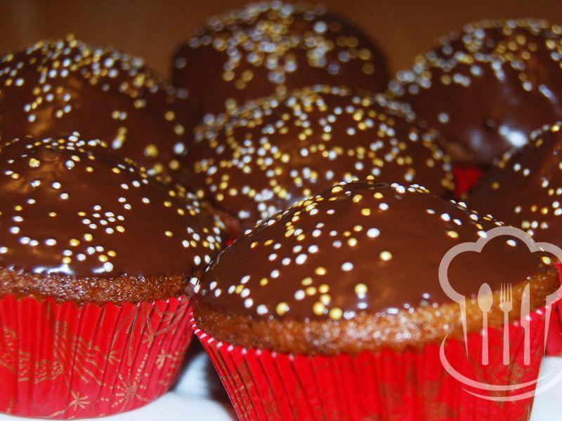 Muffiny - vianočné
